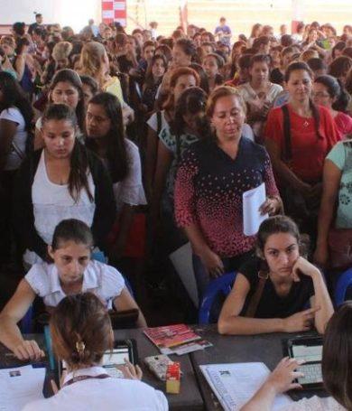 ANR realiza hoy su primera feria de empleos para mujeres