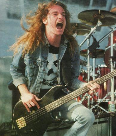 Metallica: ¿Quién fue Cliff Burton?