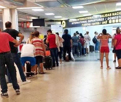 DINAC refuerza controles en aeropuerto ante alerta mundial por coronavirus