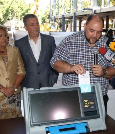 TSJE considera que con nuevas máquinas de votación elecciones se impedirán fraudes