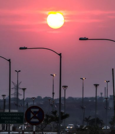Viernes soleado y caluroso, anuncia Meteorología