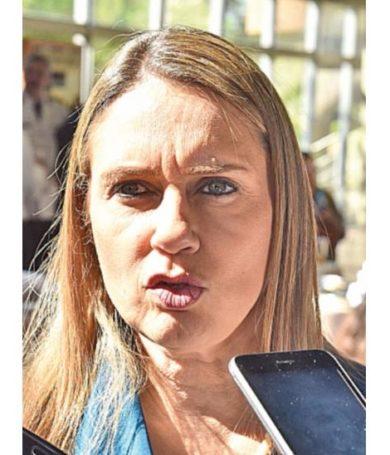 """Rocío Vallejo dice que proyecto aprobado sobre financiamiento político """"es peor que la ley que teníamos"""""""