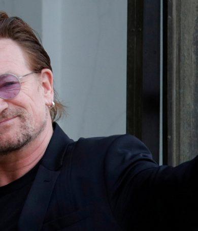 Bono realiza una canción para los que luchan contra el coronavirus