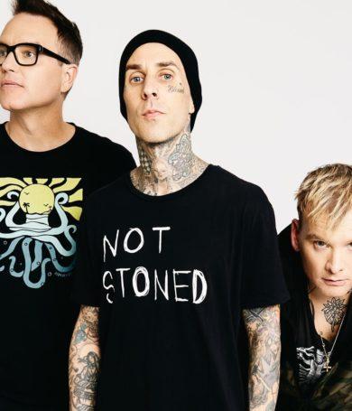 "Escuchá '' Mr Brightside"" al estilo punk rock de Blink-182"