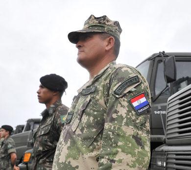 Las Fuerzas Armadas van a habilitar sus buses desde el lunes