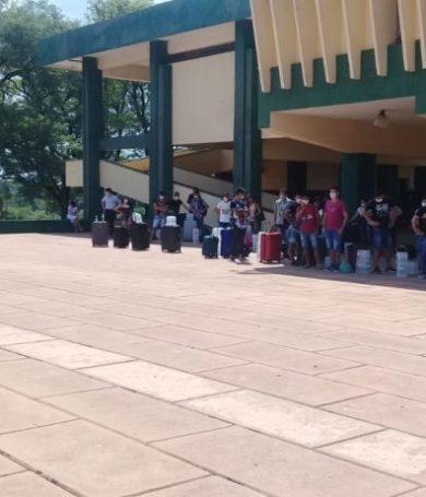 Coronavirus: Compatriotas llegados del exterior harán cuarentena en bases militares