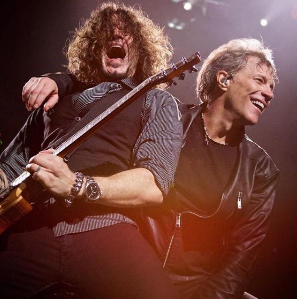 Jon Bon Jovi escribe canción sobre el coronavirus con ayuda de sus fans