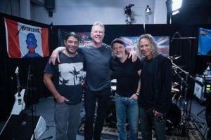 Covid-19: Metallica dona $350 mil dólares para organizaciones que combaten el coronavirus