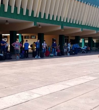 Compatriotas que habían ingresado al país tras cierre de fronteras cumplen hoy 15 días de cuarentena