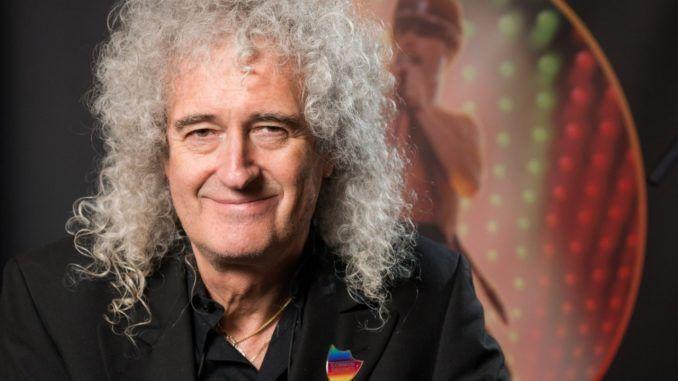"""Brian May: """"Cuando salgamos de esto, habremos aprendido grandes lecciones"""""""