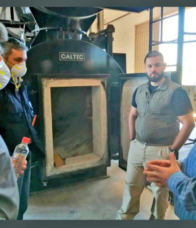 Coronavirus: Hasta 6 cuerpos por día podrá incinerar horno de la SENAD