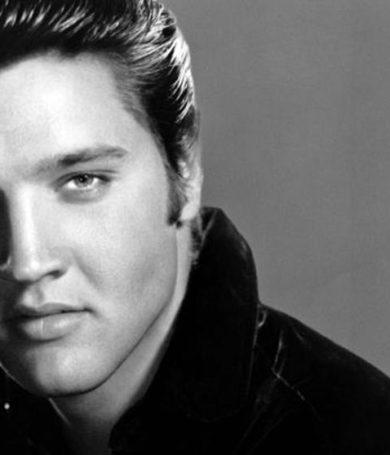 Un imitador de Elvis brindó un show desde su balcón y terminó de manera abrupta