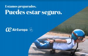Air Europa y las medidas a ser implementadas para volver a operar en el futuro