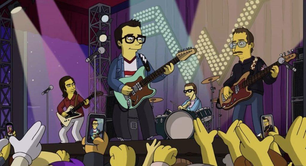 """¡Vaya sorpresa! Wezzer en la nueva temporada de """"Los Simpsons"""""""