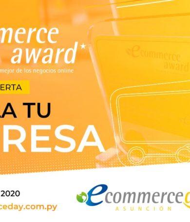 Abiertas las inscripciones a los eCommerce Award´s Paraguay 2020