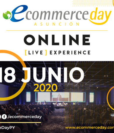 eCommerce Day Asunción Online [Live] Experience