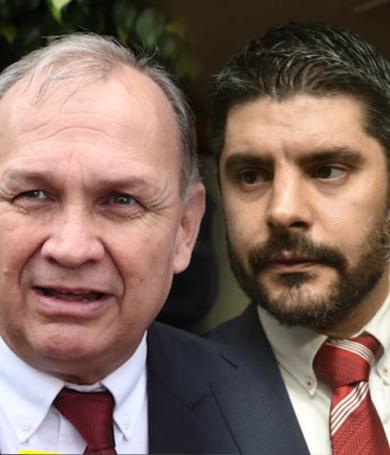 Fiscalía imputa a Mario Ferreiro y Oscar Rodríguez