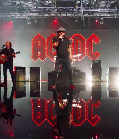 """AC/DC LANZA EL VIDEO OFICIAL DE """"SHOT IN THE DARK"""""""