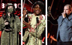Premios Billboard 2020: Post Malone, Billie Eilish y todos los ganadores en una gala con discursos.
