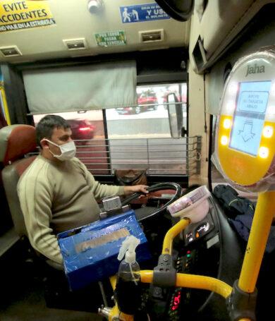 Viceministerio de Transporte asegura que con billetaje electrónico se transparentará el servicio de transporte público