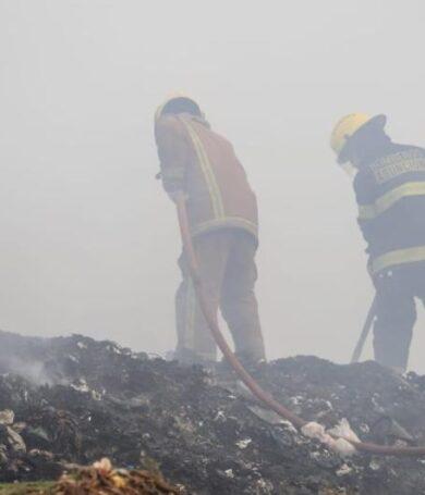 Bomberos están cansados y se ven sobrepasados ante ola de incendios