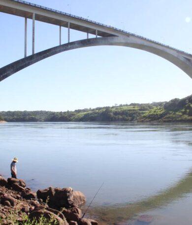 Comerciantes esteños se mantienen cautelosos, pese a la reapertura de Puente de la Amistad