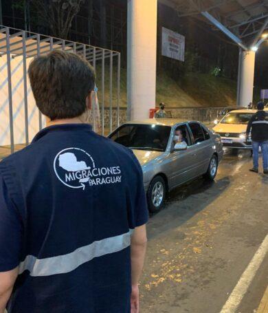 Migraciones estudia ampliación del horario de ingreso de paraguayos por el Puente de la Amistad