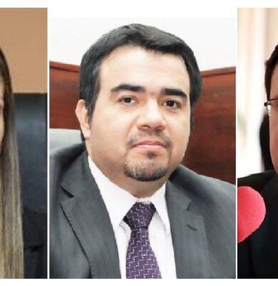 Terna de viceministros para reemplazar a Benigno López en Hacienda