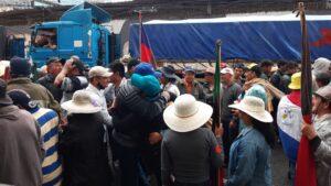 Senado ratificó transferencia de US$ 25 millones para campesinos