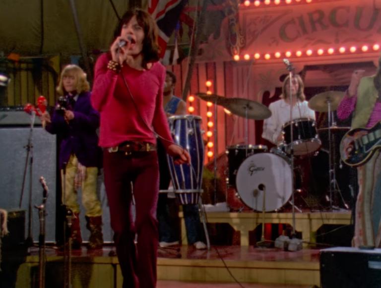 Los Rolling Stones lanzan el video de ´´Sympathy for the Devil´´