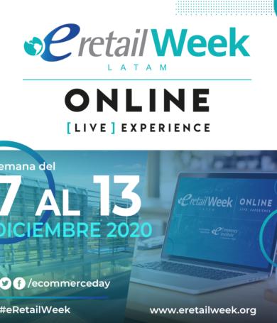 El eRetail Week Latam llega renovado en formato online.