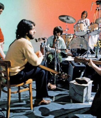 Publican adelanto de The Beatles: Get Back, un documental de los últimos meses de la banda