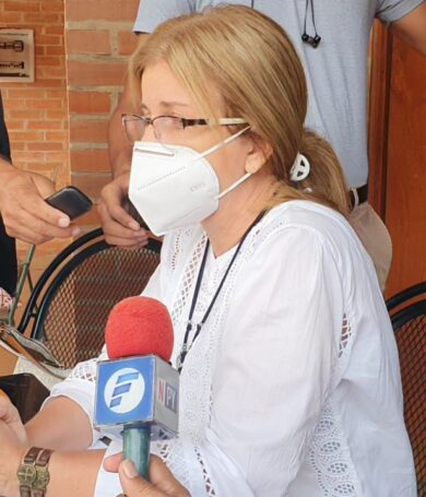 100 días del secuestro de Óscar Denis: Cruz Roja, a disposición de la familia
