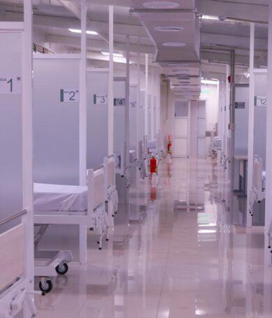 Hospital Nacional de Itauguá inaugura nuevo pabellón de contingencia
