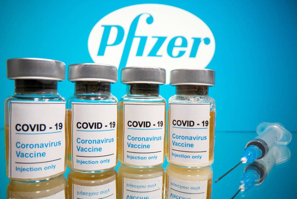 Reino Unido autoriza el uso de la vacuna de Pfizer y BioNTech