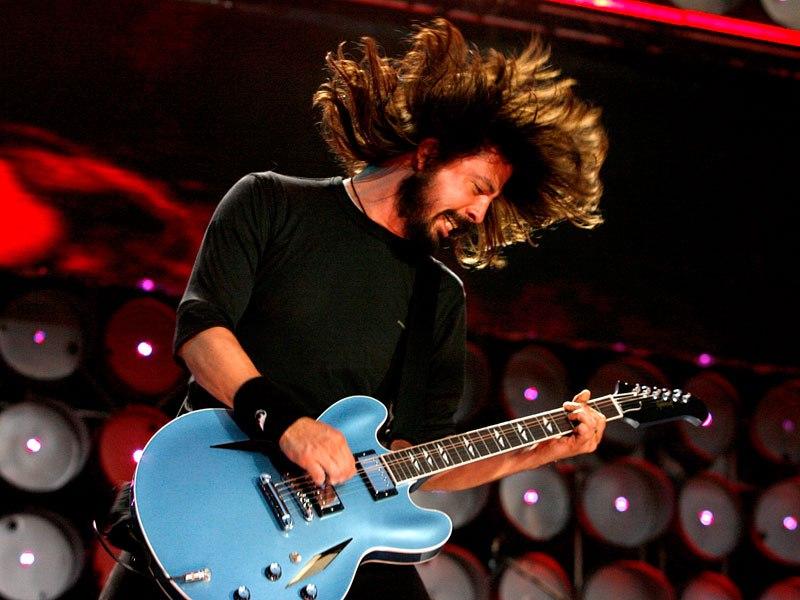 Dave Grohl celebra su cumpleaños con nuevo single de Foo Fighters