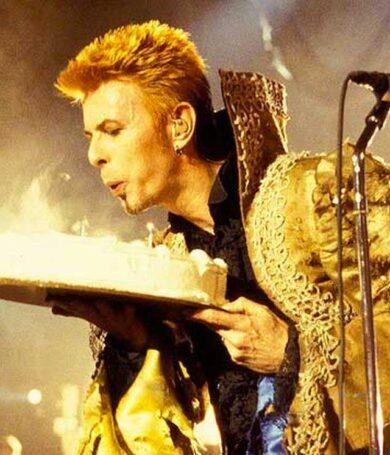 David Bowie hubiera cumplido 74 años