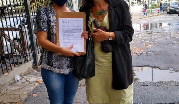 Argentina otorga refugio político a familiares de Carmen Villalba