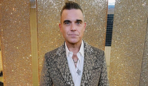 Robbie Williams tendrá su biopic