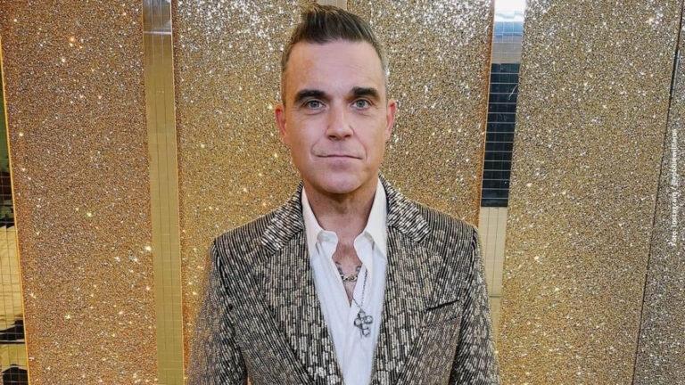 Robbie Williams tendrá su biopic