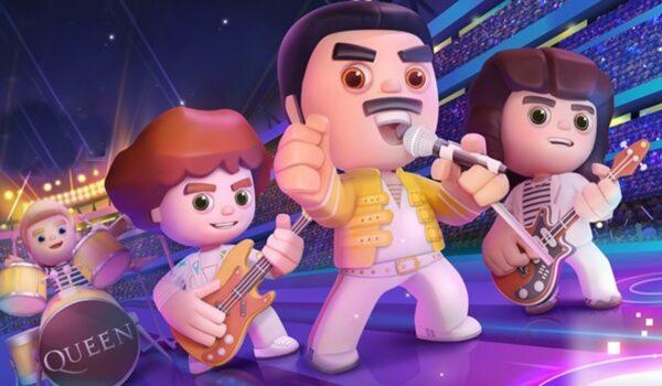 Queen lanza su primer videojuego oficial y te deja formar parte de la banda