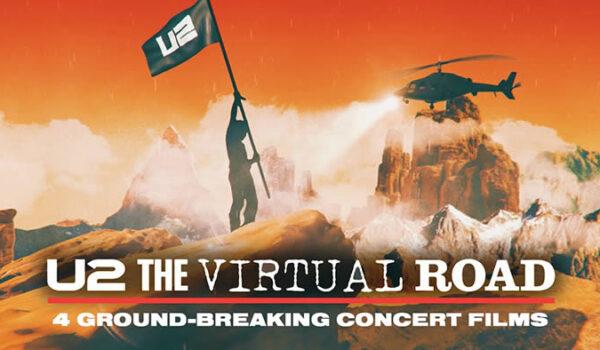 The Virtual Road, la nueva propuesta de conciertos de U2