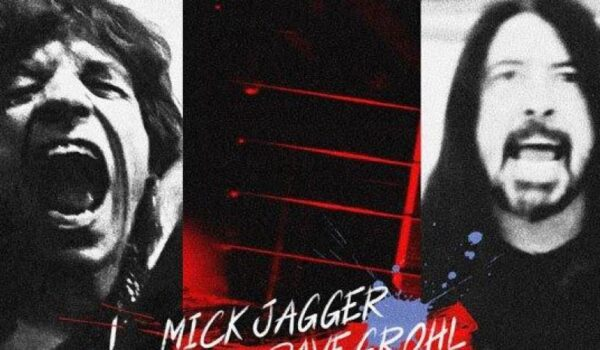 Mick Jagger lanza 'Eazy Sleazy', un tema rock junto a Dave Grohl