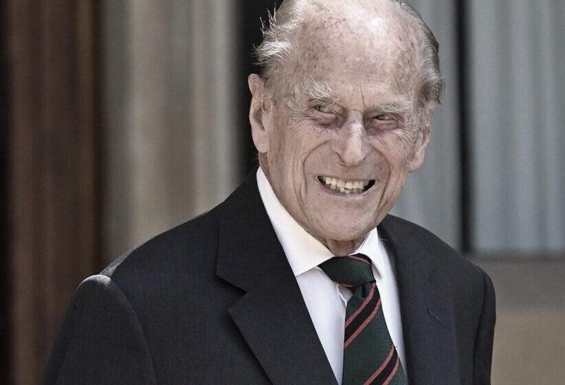 Fallece a los 99 años príncipe Felipe, esposo de Isabel II