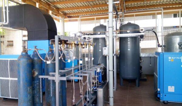 COVID-19: Consumo de oxígeno se triplicó en los últimos meses