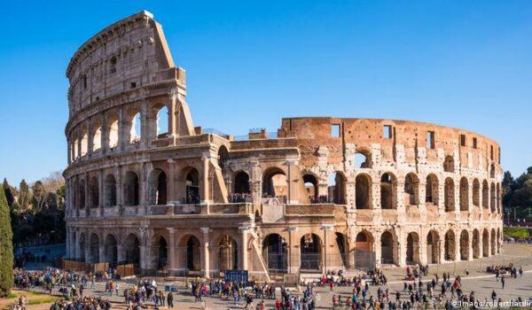 Nuevo escenario en el Coliseo de Roma dará a los visitantes «la vista del gladiador»