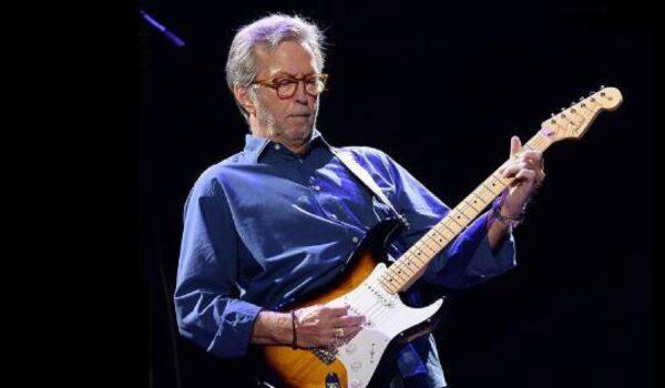 Eric Clapton cuenta su experiencia tras recibir la vacuna contra la COVID-19