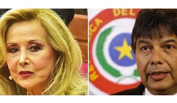 """Ministerio Público investiga """"vacunatorios VIP"""" con casos de Gusinky y Candia Amarilla como los principales"""