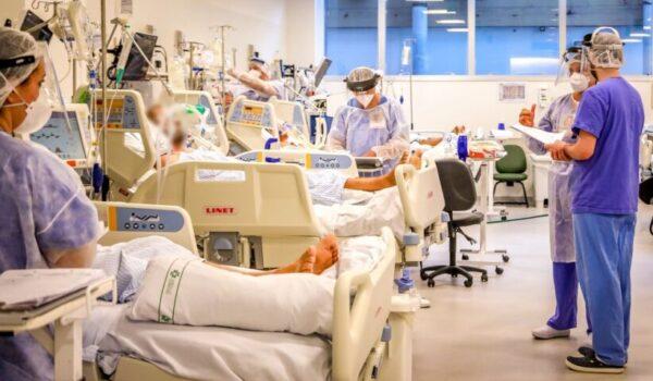 COVID-19: 100% de camas de UTI ocupadas y aumentan los pedidos