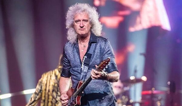 Brian May anuncia reedición de «Back to the light»